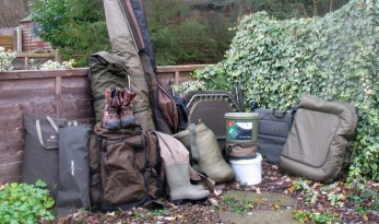 what to take carp fishing in france