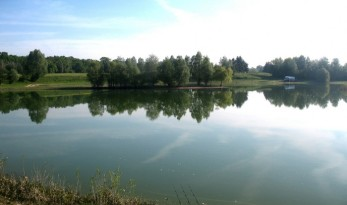 Carp Fishing in France at Beaurepaire Carp Lake