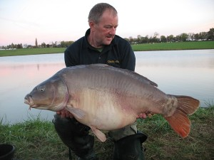 Boux Carp. Half ounce leads did the business.