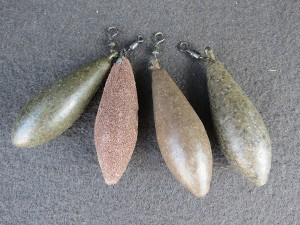 What leads should you use when carp fishing