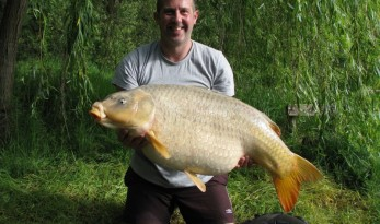 Large ghost carp from Laroussi