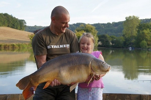 Mas Bas Carp Fishing in France with accommodation