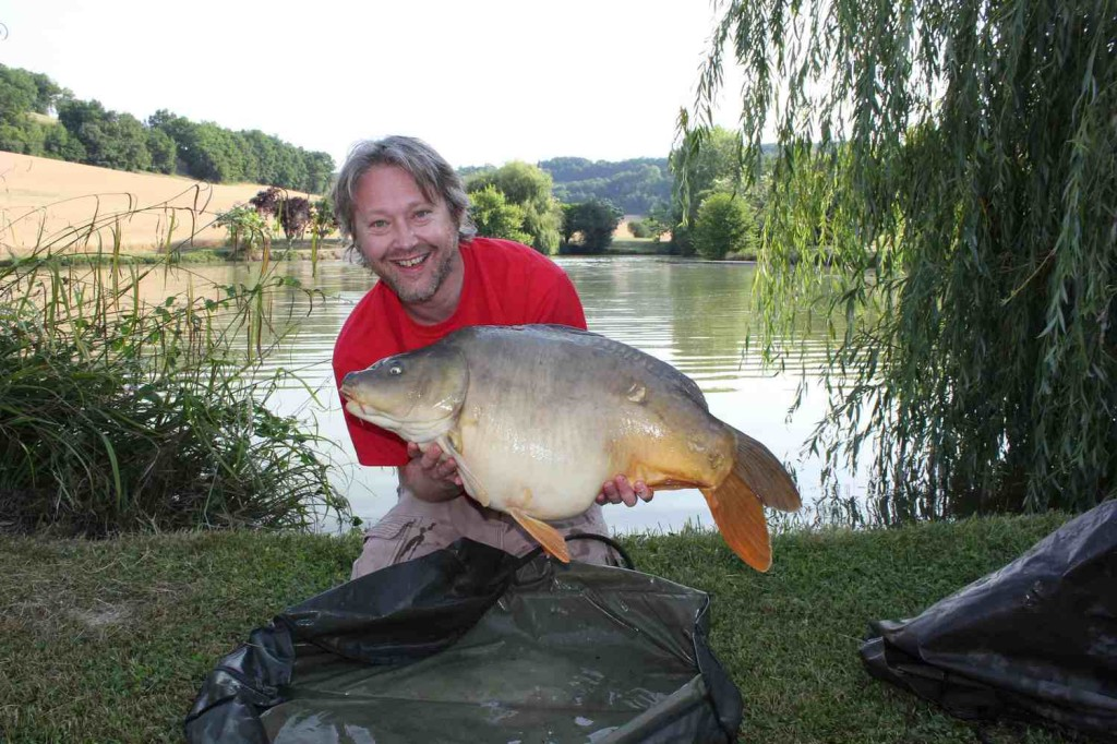 Mas Bas Carp Fishing Holidays in France