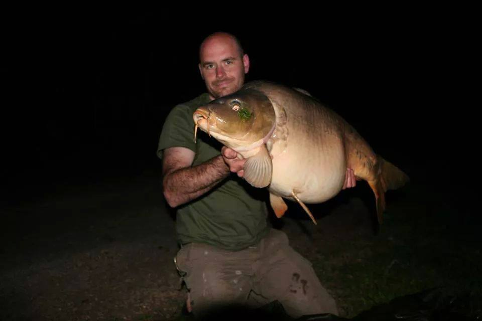 Vaumigny Carp Fishing in France