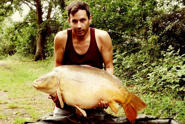 Big carp fishing in france at Old Oaks