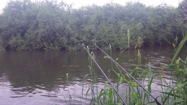 River fishing in the UK blog