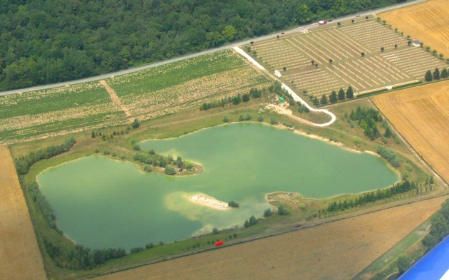 Beaurepaire big carp fishing in france