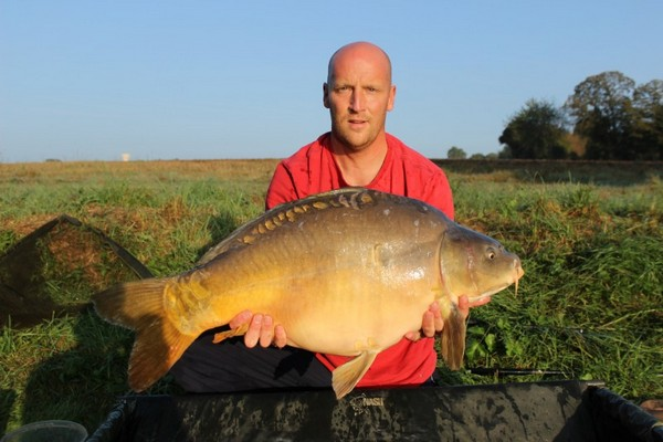Alder Carp Fishing Holidays in France