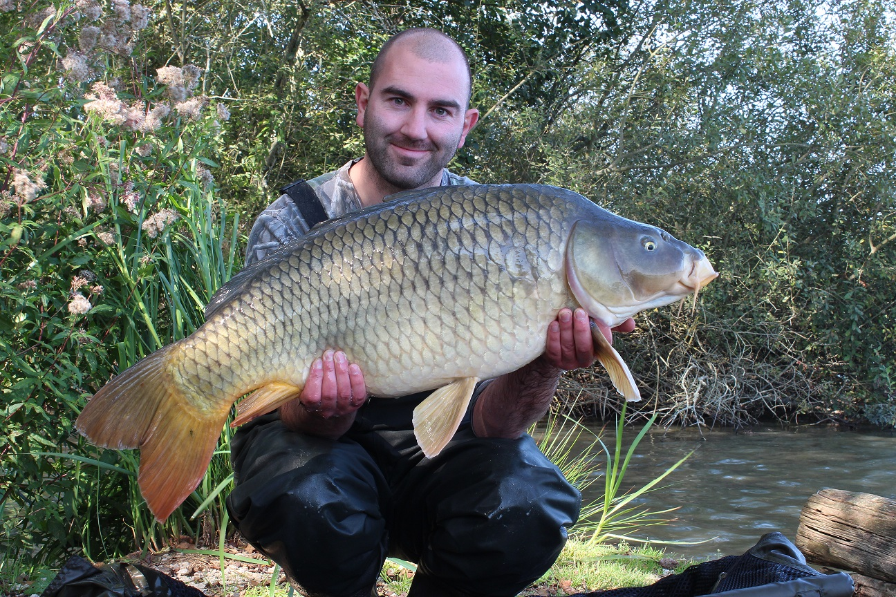 domaine du Brocard carp fishing in France