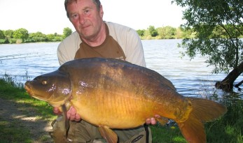 short session carp fishing