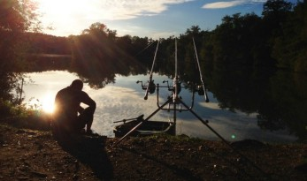 carp fishing in france lakes