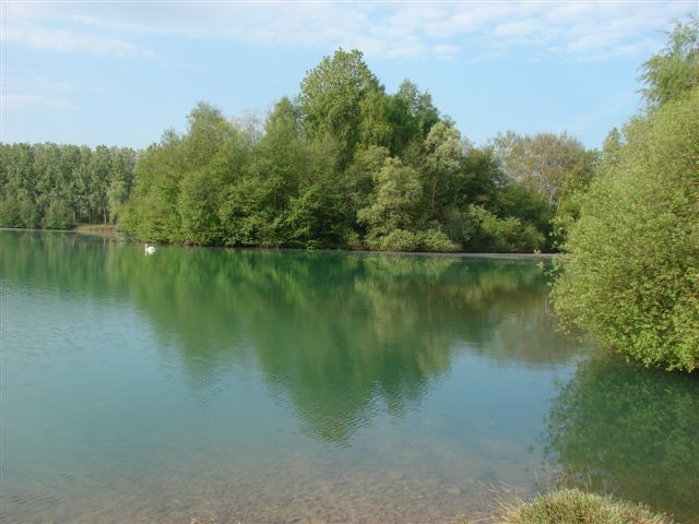 Carp Fishing France at Blue Lake