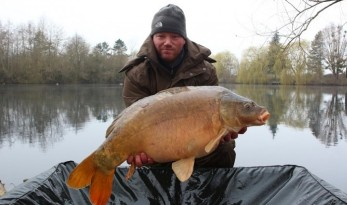 Molyneux French Carp Fishing