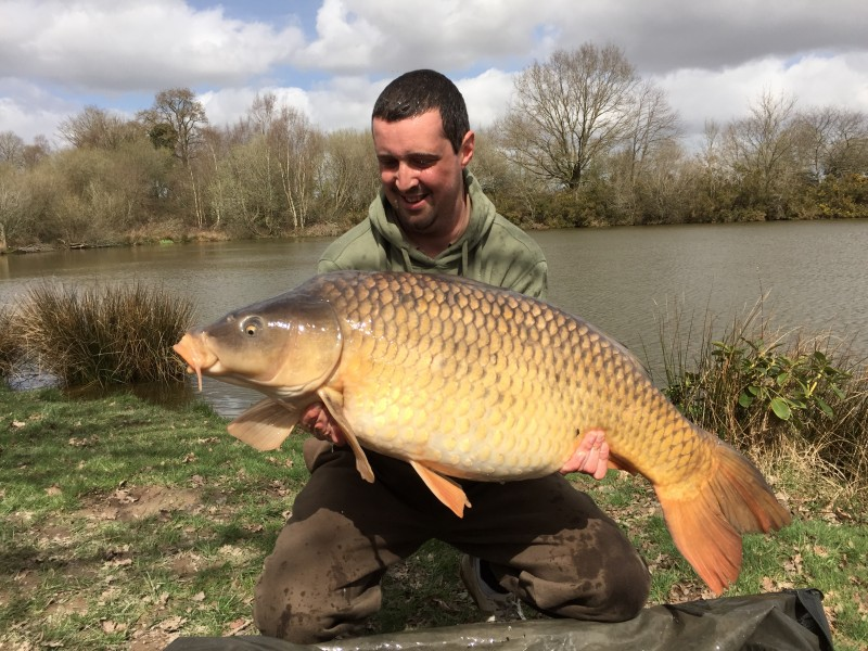 Glehias French Carp Fishing
