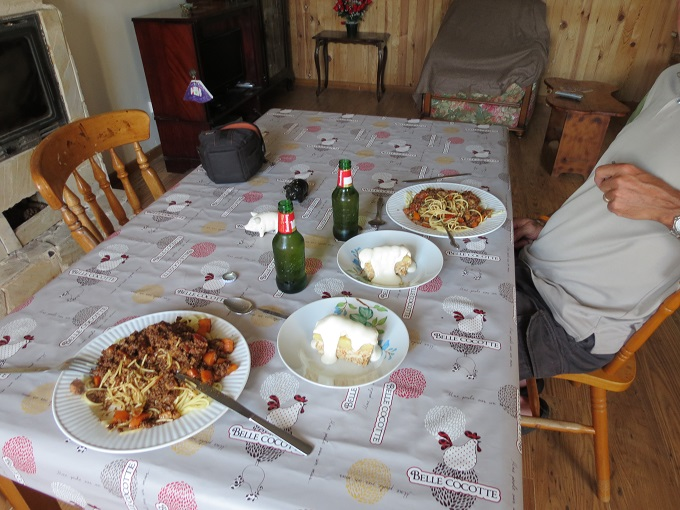 Meal for 2. Brilliant meals every night.