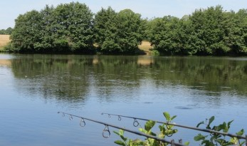 alder carp fishing in france