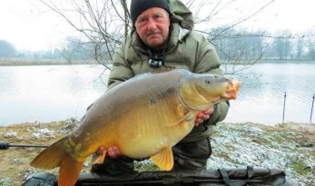 winter carp fishing tips and tactics