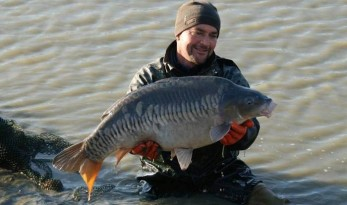 Jonchery Carp Fishing in France