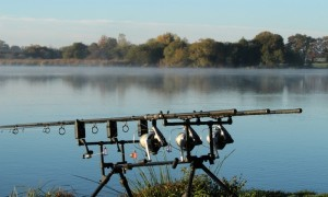 french carp fishing castle lake