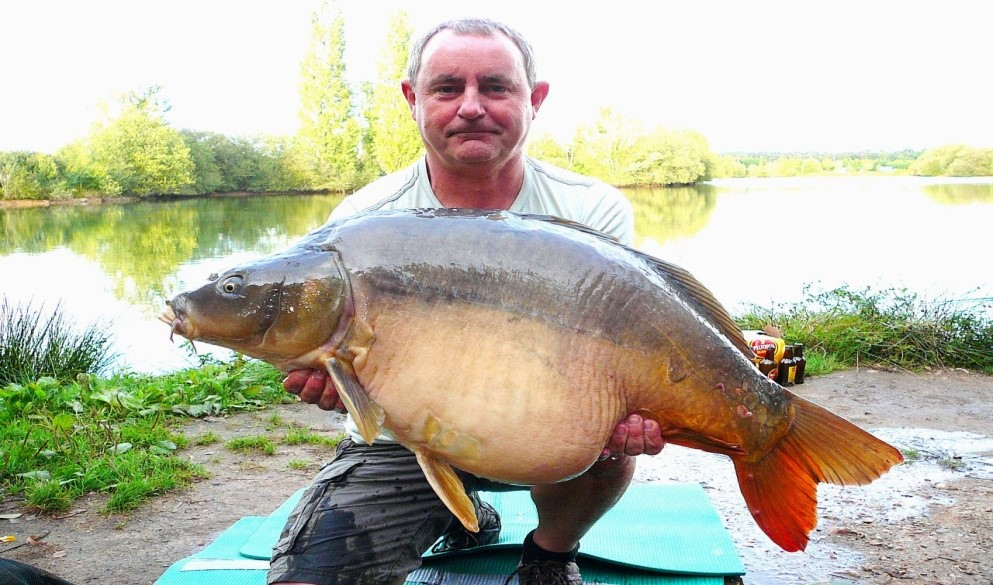 laroussi carp fishing