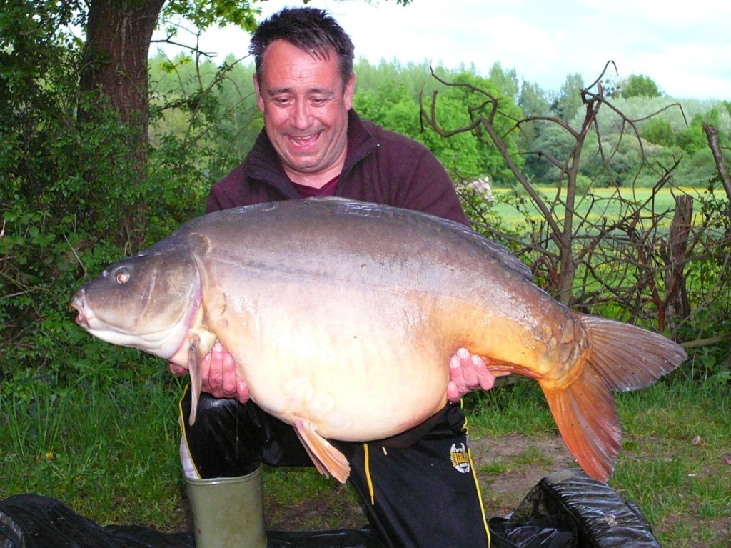 carp fishing fifty carp