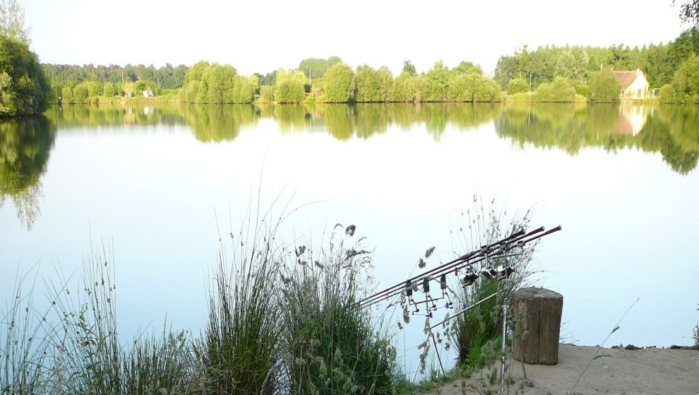 carp fishing in france laroussi