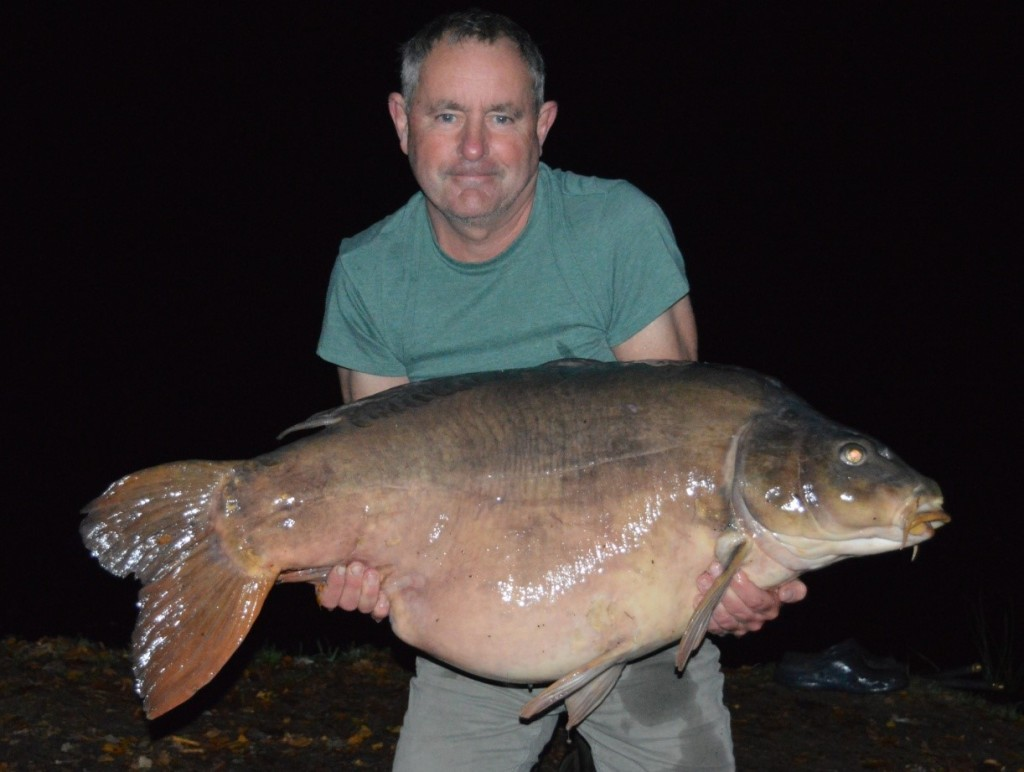 french carp fishing laroussi