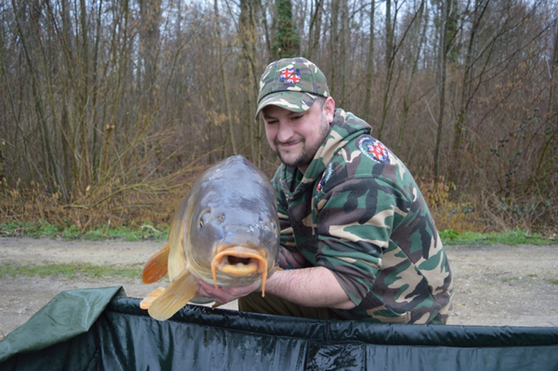 carp fishing france brocard large