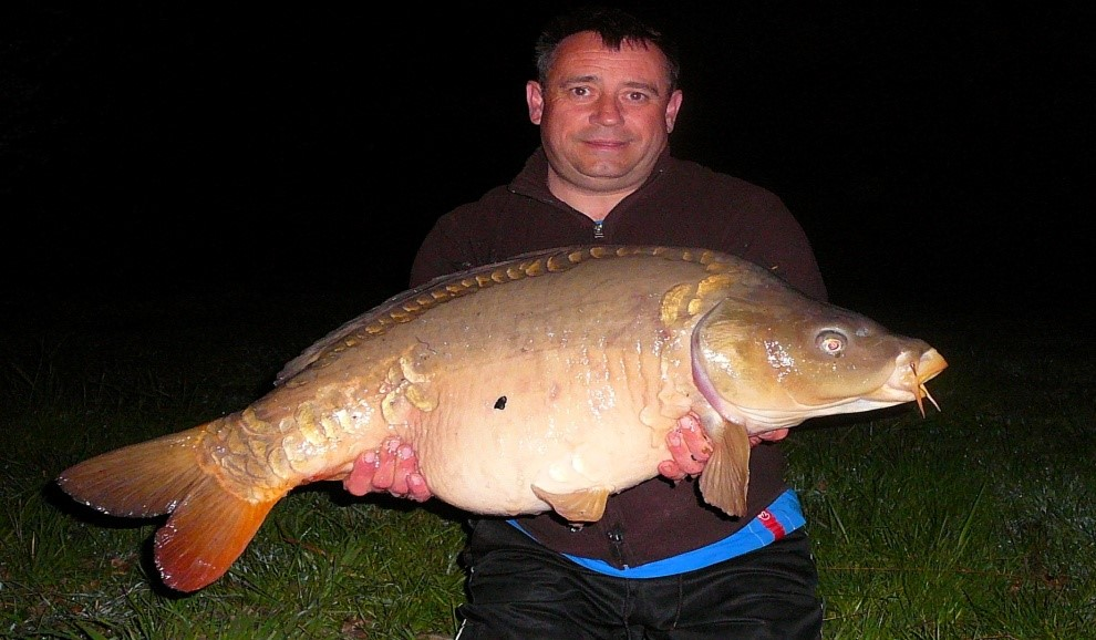 carp fishing laroussi