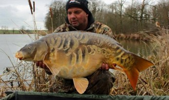 french carp fishing jonchery