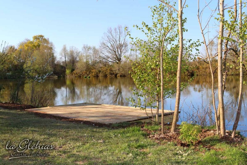 owning and running a french carp lake