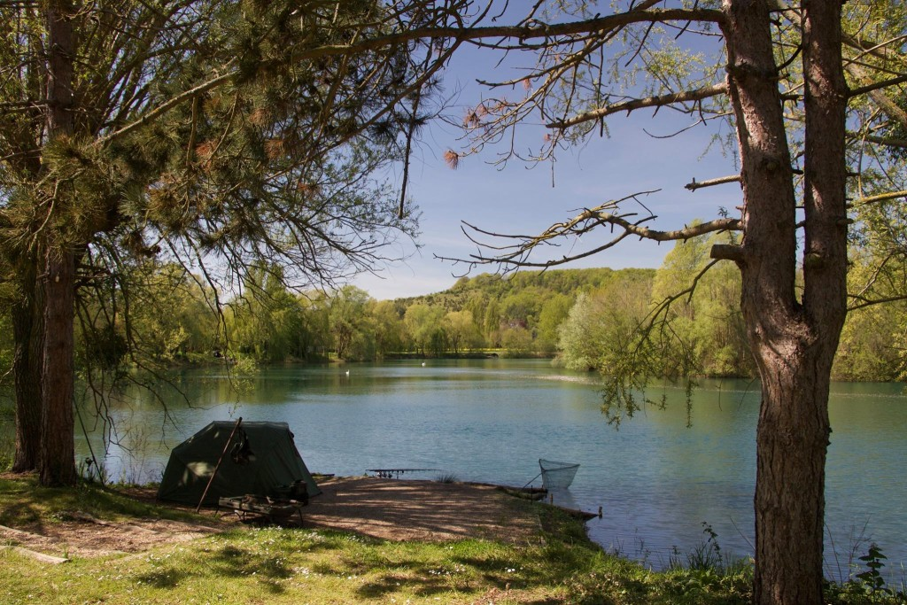 carp lakes france molyneux