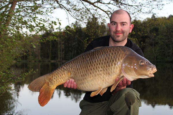 french carp lake la fonte