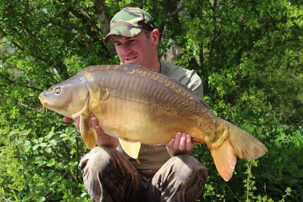 french carp lakes