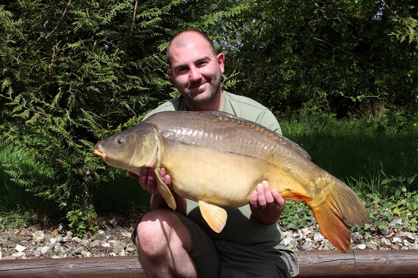 french carp lakes la fonte