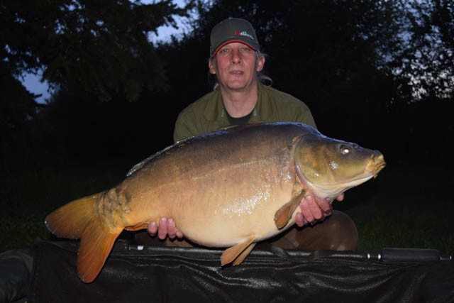 carp fishing france molyneux