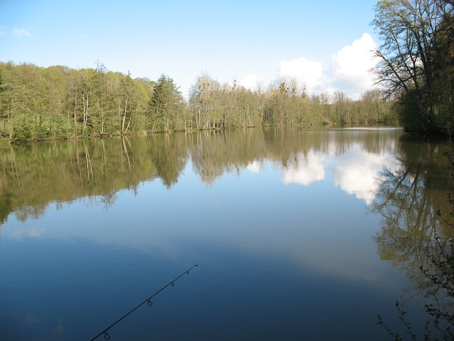 carp fishing in france la fonte