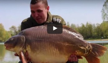 carp fishing france beaurepaire