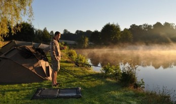 carp fishing france which lake