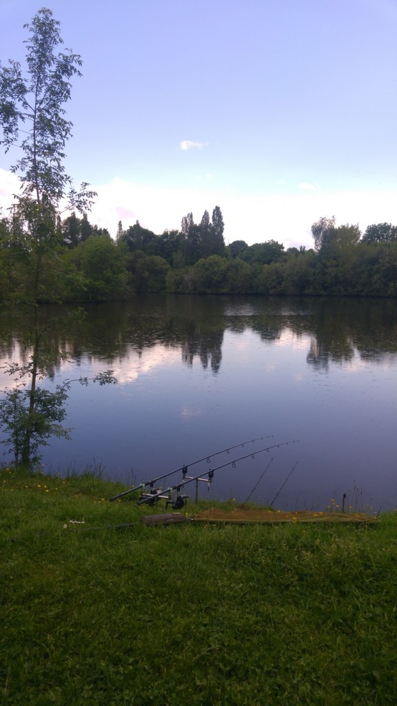 carp fishing france 60lb carp villefond