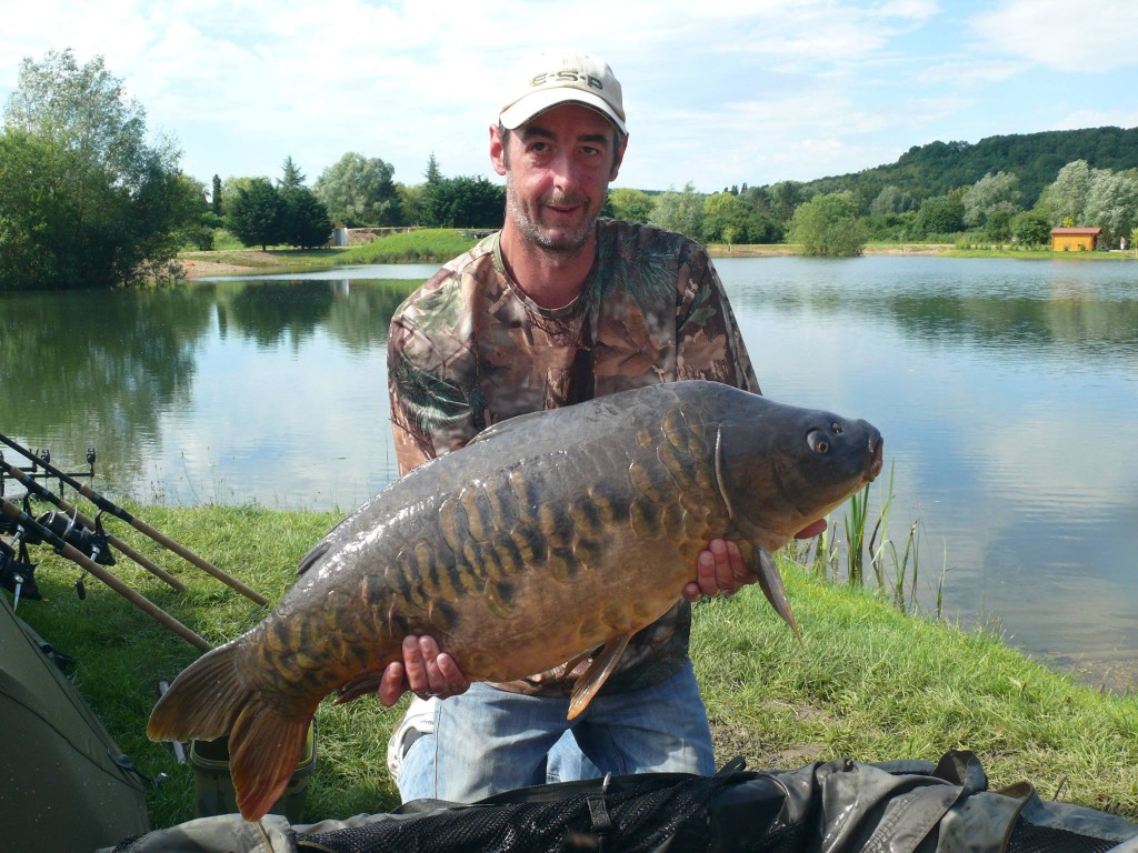 deux iles french carp lake
