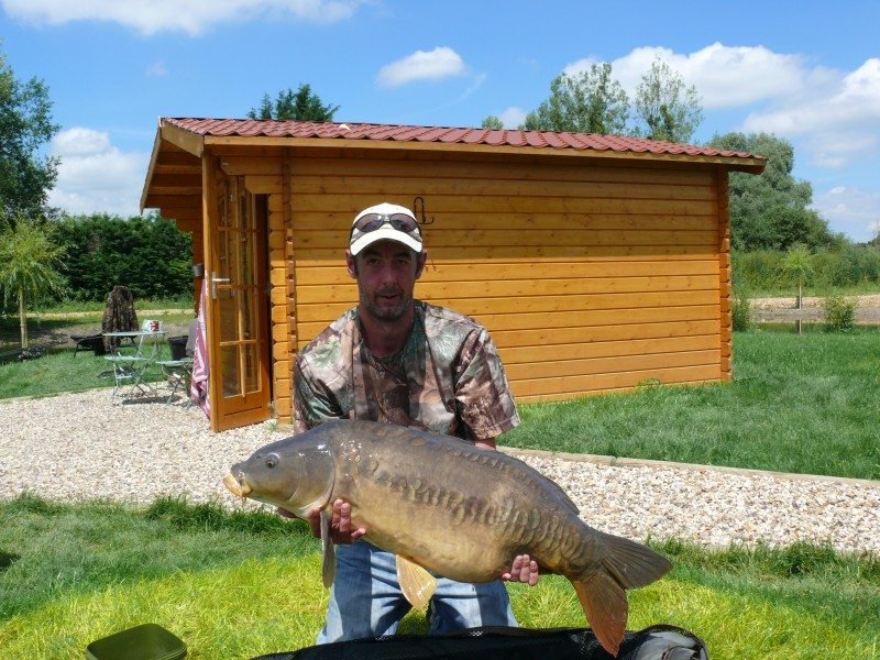 carp fishing in france near calais