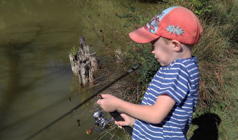 carp fishing holidays with family