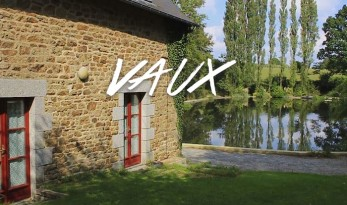 Vaux French Carp Fishing Lake with Accommodation