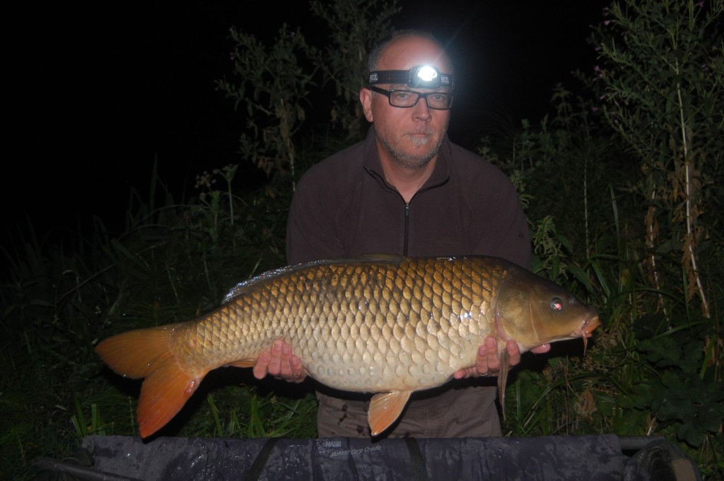 Bletiere French carp fishing holidays