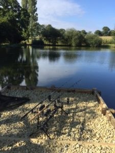 watersmeet carp fishing with accommodation in france