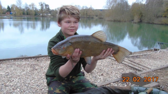 molyneux carp fishing france