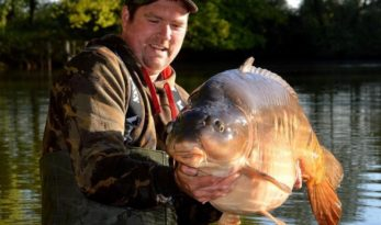 old oaks big carp fishing
