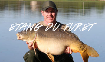 etang du furet carp fishing video