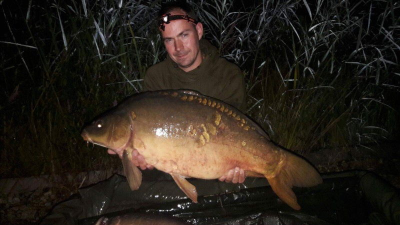 barringtons carp fishing in france